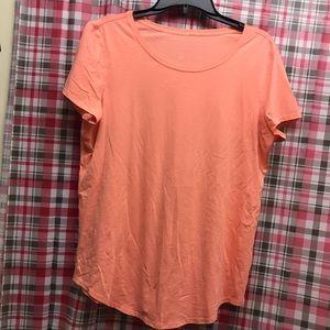 Lululemon Tee Shirt size large